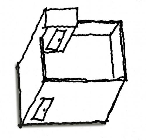 屋上の家2