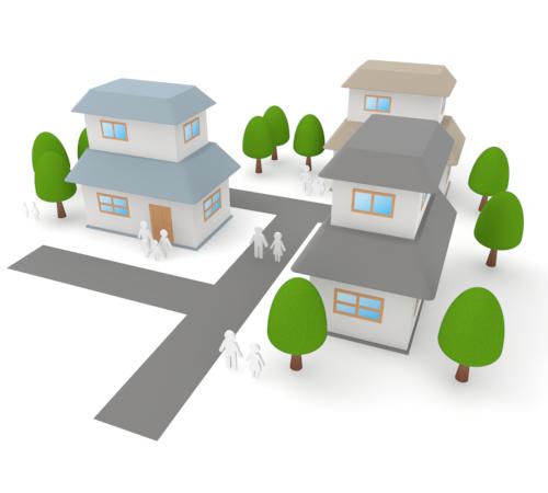 低層住居専用地域