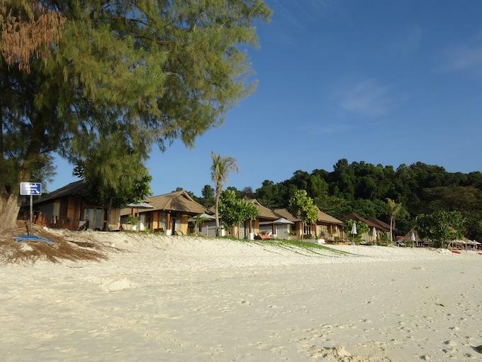 パタヤビーチの宿