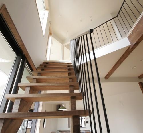 階段の配置