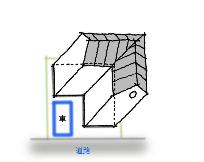 L house2