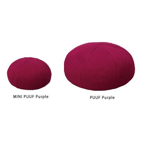 PUUFのサイズ
