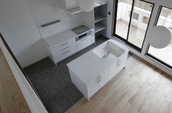 オープンキッチン(Ⅱ型)