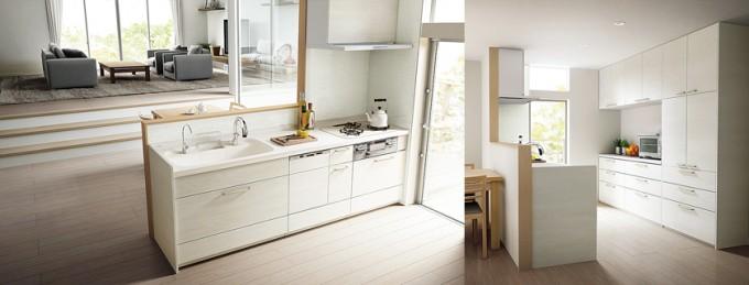 オープンキッチン(Ⅰ型)