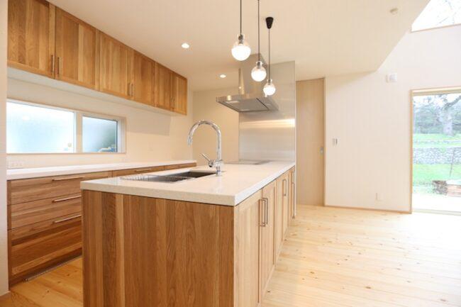 対面キッチン1