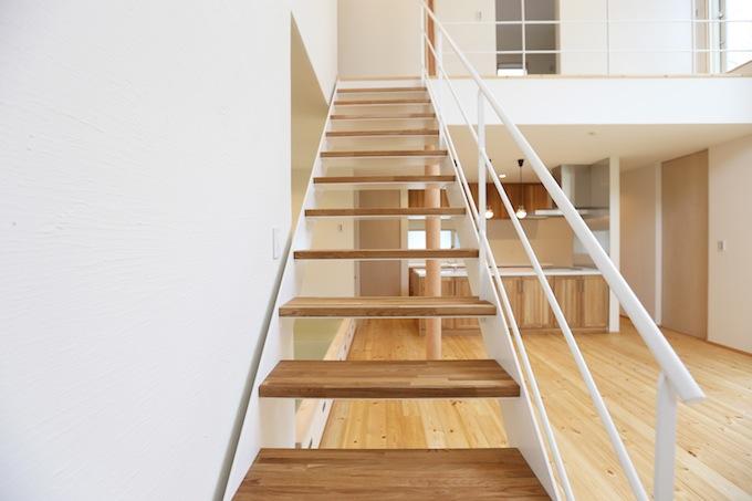間取りを左右する階段の位置を決...