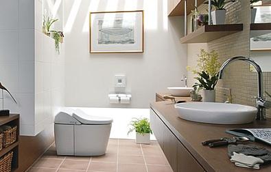 トイレをオシャレにする方法とトイレ収納の話