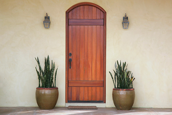 玄関ドア(片開きドア)