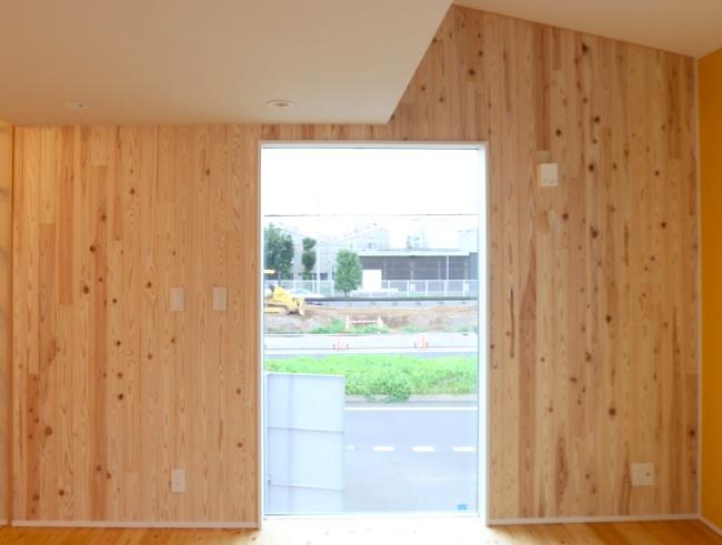 内装 木材