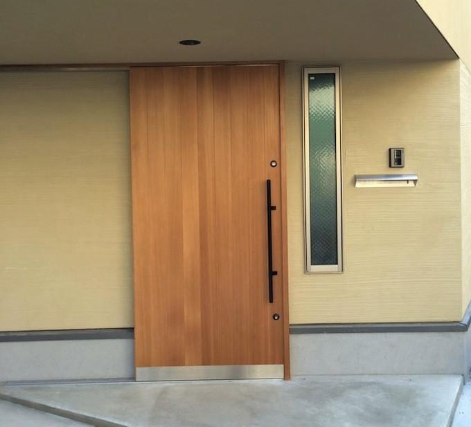玄関引き戸