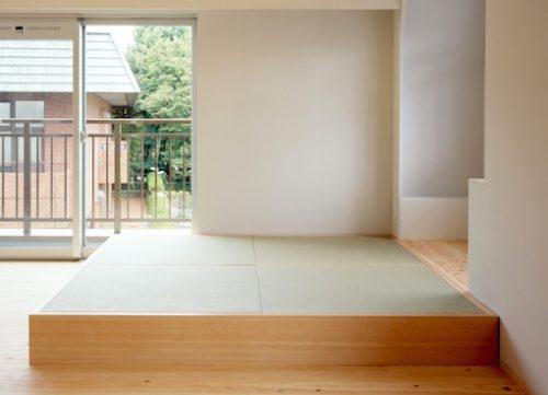 2畳の畳コーナー