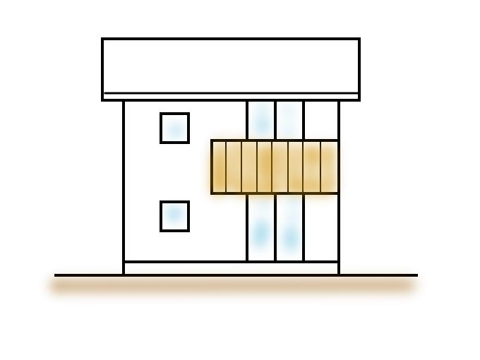 コストダウンできる新築の家の形
