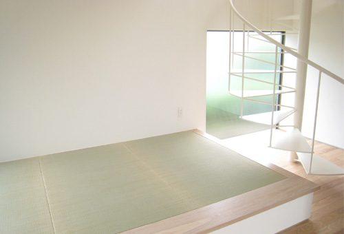 3畳の畳コーナー