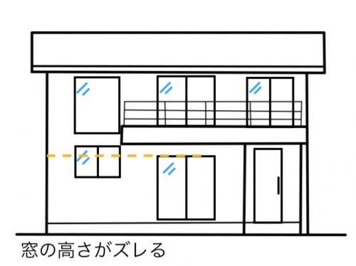 小上がり和室の窓