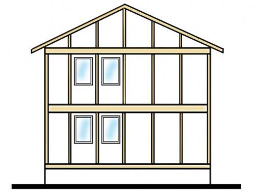 安く家を建てる方法(構造材)