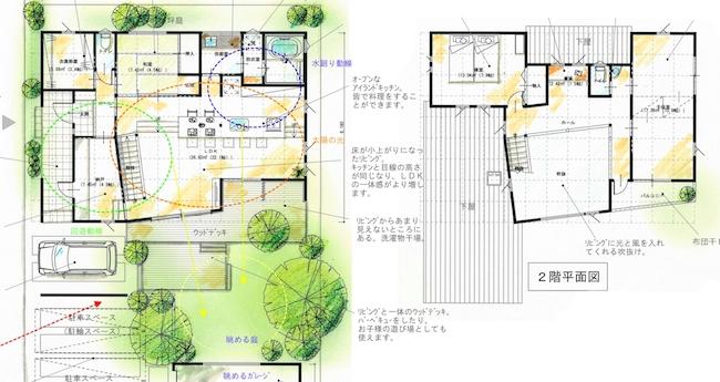家の坪数(38坪の家)