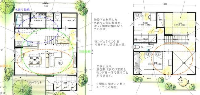 家の坪数(30坪の家)