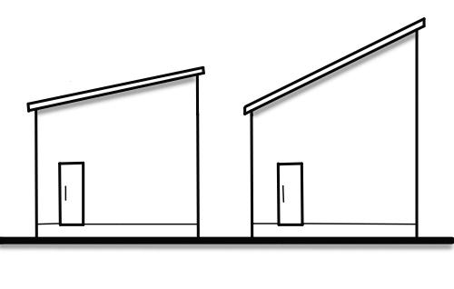 コストダウンできる新築の外観2