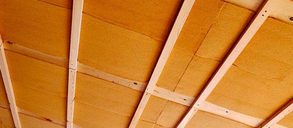 木質繊維ボード断熱材