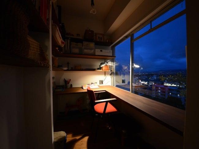 個室型の書斎