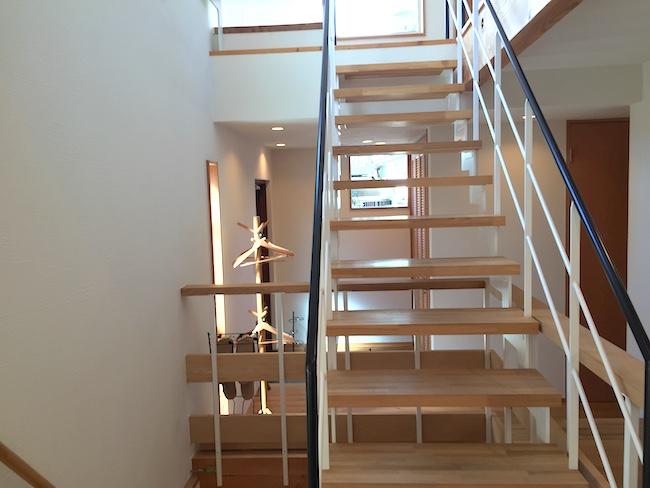 ストリップ階段2