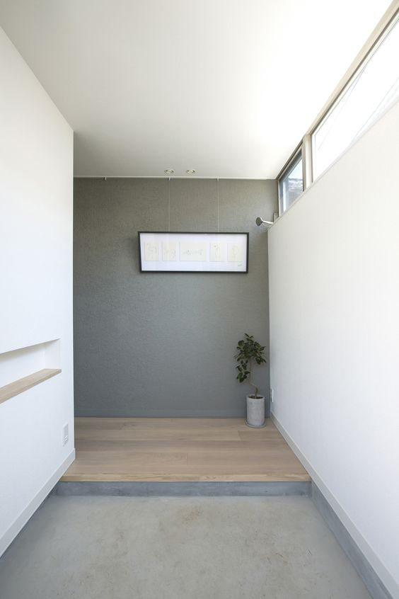 玄関の高窓