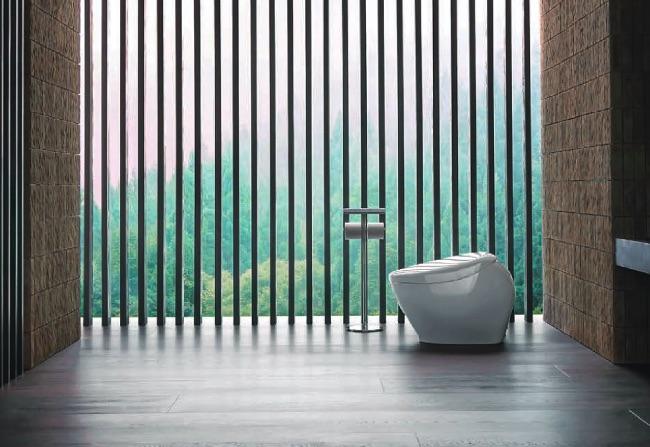 タンクレストイレのデザイン